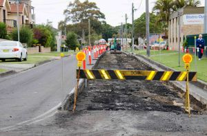A rate increase will help Council pay for infrastructure projects says Lord Mayor Gordon Bradbery. PHOTO: Warren & Diana Ackary.