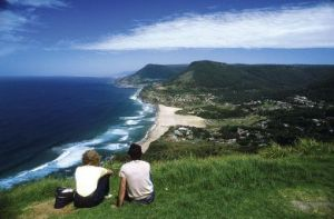 Bald Hill, Stanwell Tops