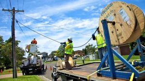 Rolling out the NBN in Wollongong