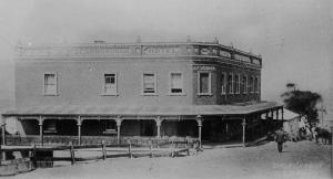 The Scarborough Hotel in 1906