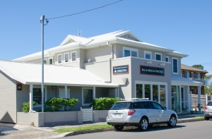 The Bulli Medical Centre has operated from this Park Road site for over 117 years.