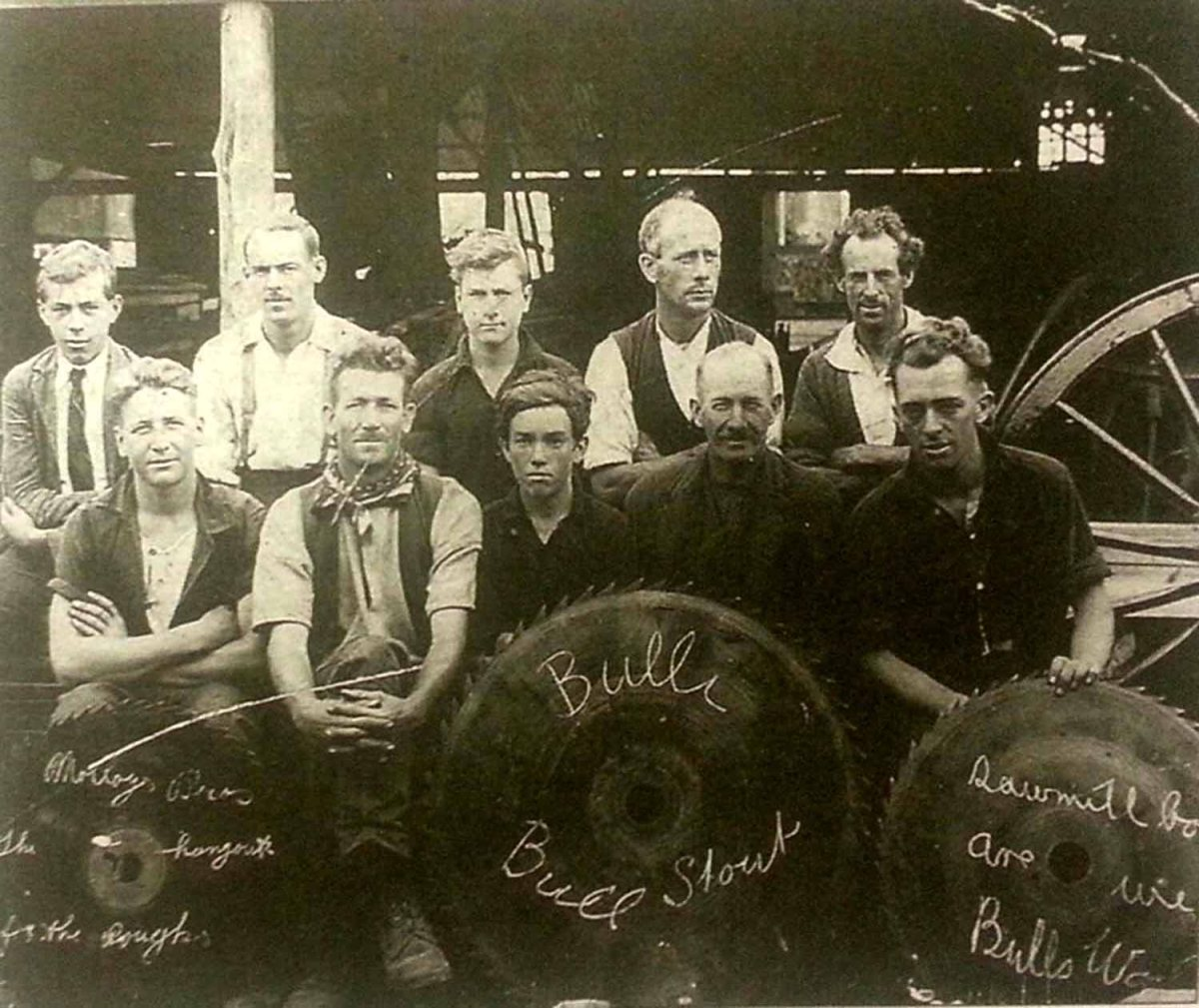 Looking Back: Timber mill closure end of an era