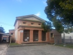 The former Bulli Court House: Privately owned and being restored as a residence.
