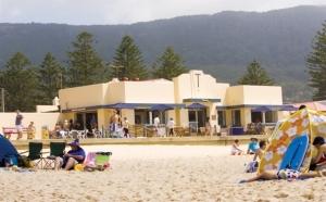 Thirroul Beach Kiosk. PHOTO: visitwollongong.com.au