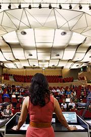wollongong university lecture