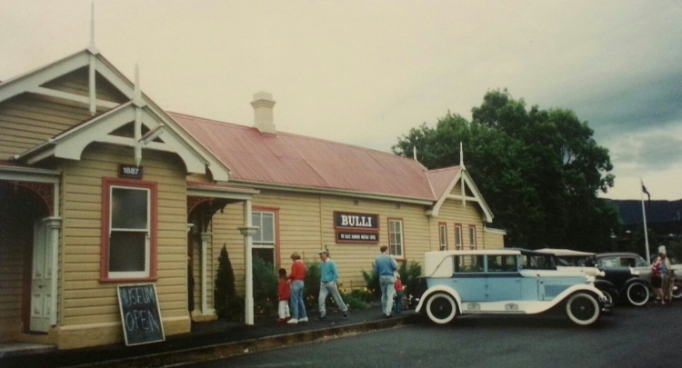 The Black Diamond Heritage Centre, Bulli Railway Station.