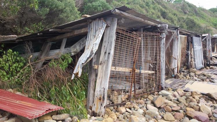 storms boat shed