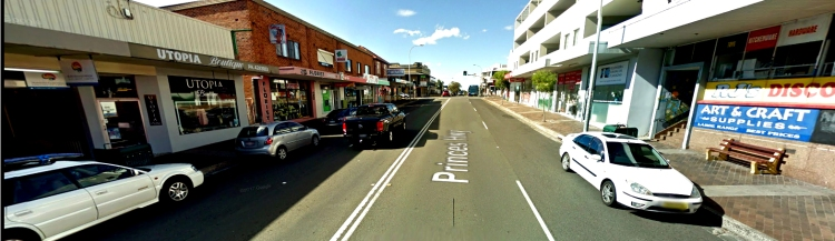 corrimal main street