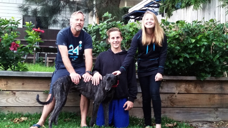 Paul Dreghorn-greyhound Squid-Bryce Dreghorn-Jacqueline Dreghorn