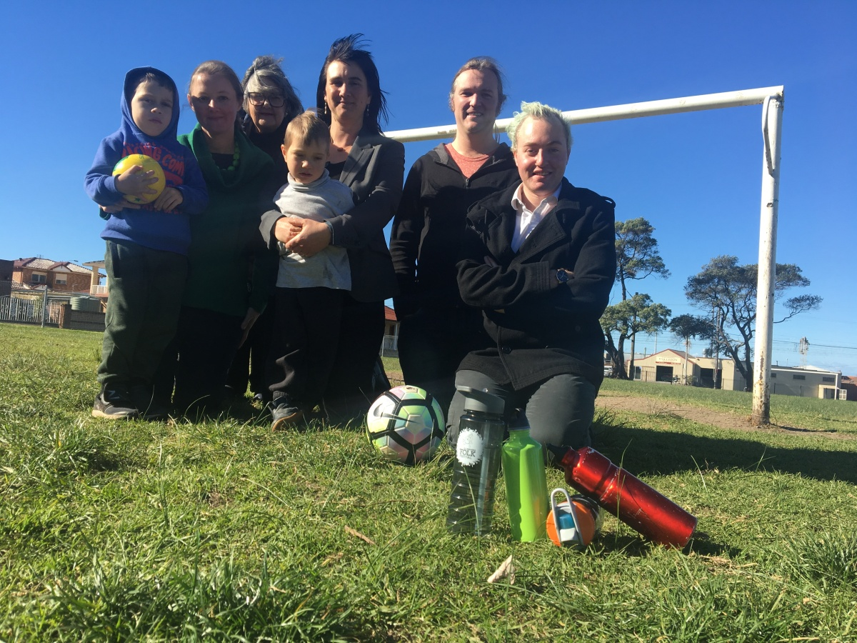 'Water bubblers for all parks': Greens
