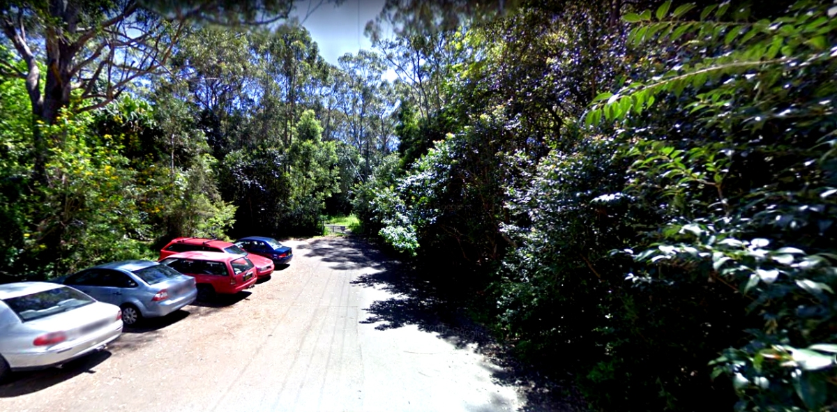 Plan for Austinmer escarpment road