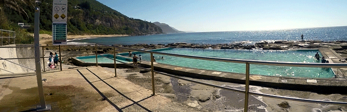 coalcliff pool beach