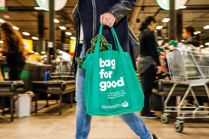 bags woolworths