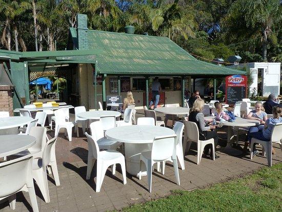 stanwell park beach kiosk tripadvisor