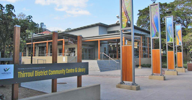 Thirroul District Community Centre and Library