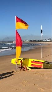 bulli beach flags