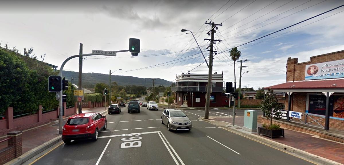 Mount Ousley traffic diverted through Bulli Sunday evening