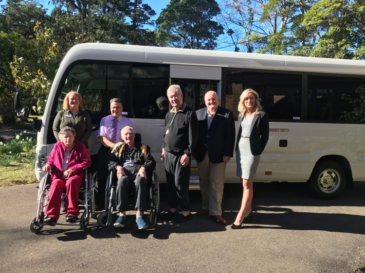 Life a Little Easier for Garrawarra Centre Residents and Staff 23.7.19