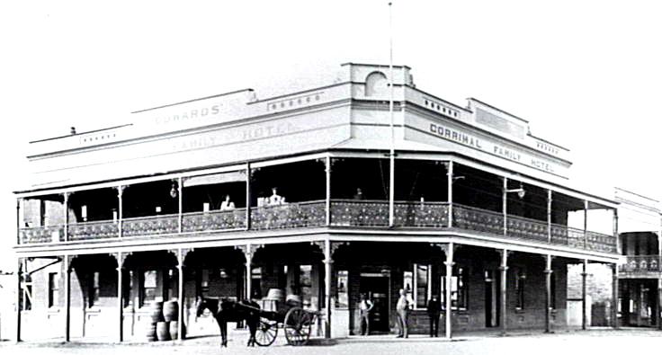 Corrimal Hotel