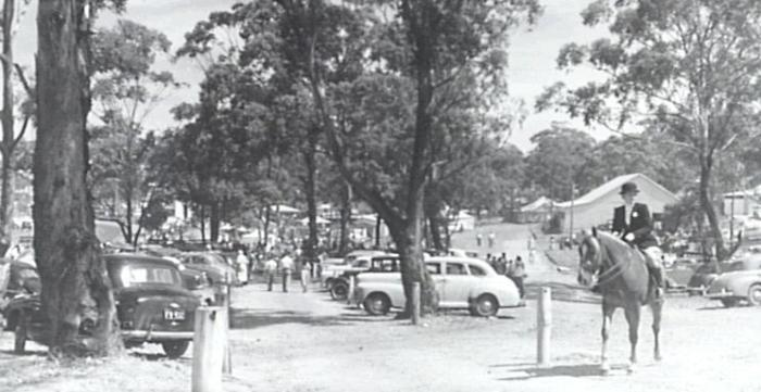 The rural feel of the 1957 Bulli Show