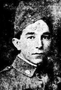Sergeant Norman H. Hunter