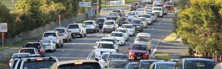 traffic slacky flat Bulli RMS
