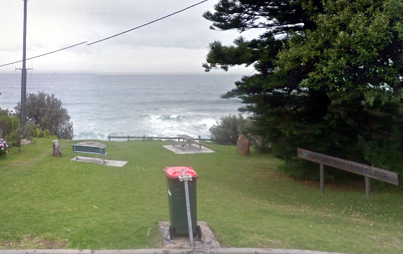 DH Lawrence Reserve Thirroul 2
