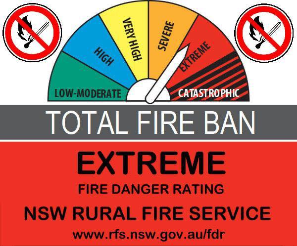 extreme fire rating