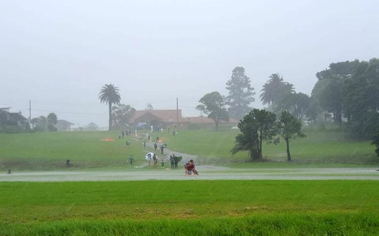 Bulli Park rain slide Grant Joy