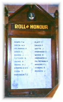 The Corrimal Uniting Church honour roll has revealed a tragic love story that spanned the globe. The tablet lists 21 local men from the church who served in the Great War, with one name, James Budden remaining a mystery to local historians and the parish for decades - until now...