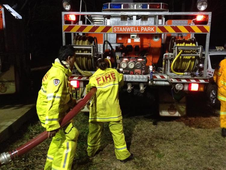 stanwell Park Rural Fire