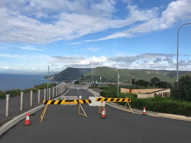 Bald Hill Closure