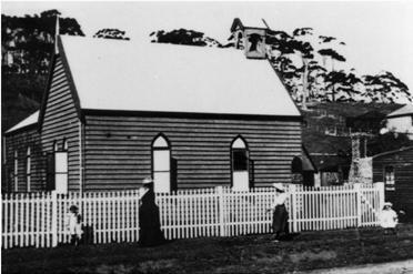 All Saints, Church of England, Moore Street Austinmer