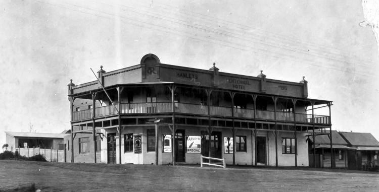 Centennial Hotel Helensburgh 1925 anu
