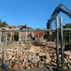 End of an era: Bulldozers move in on Bulli's old dairy distributiondepot