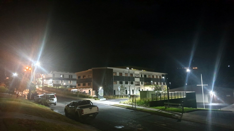 Bulli Hospital and ambulance station August 11 2020
